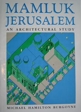 mamluk jerusalem Media in category mamluk buildings in jerusalem the following 62 files are in this category, out of 62 total.